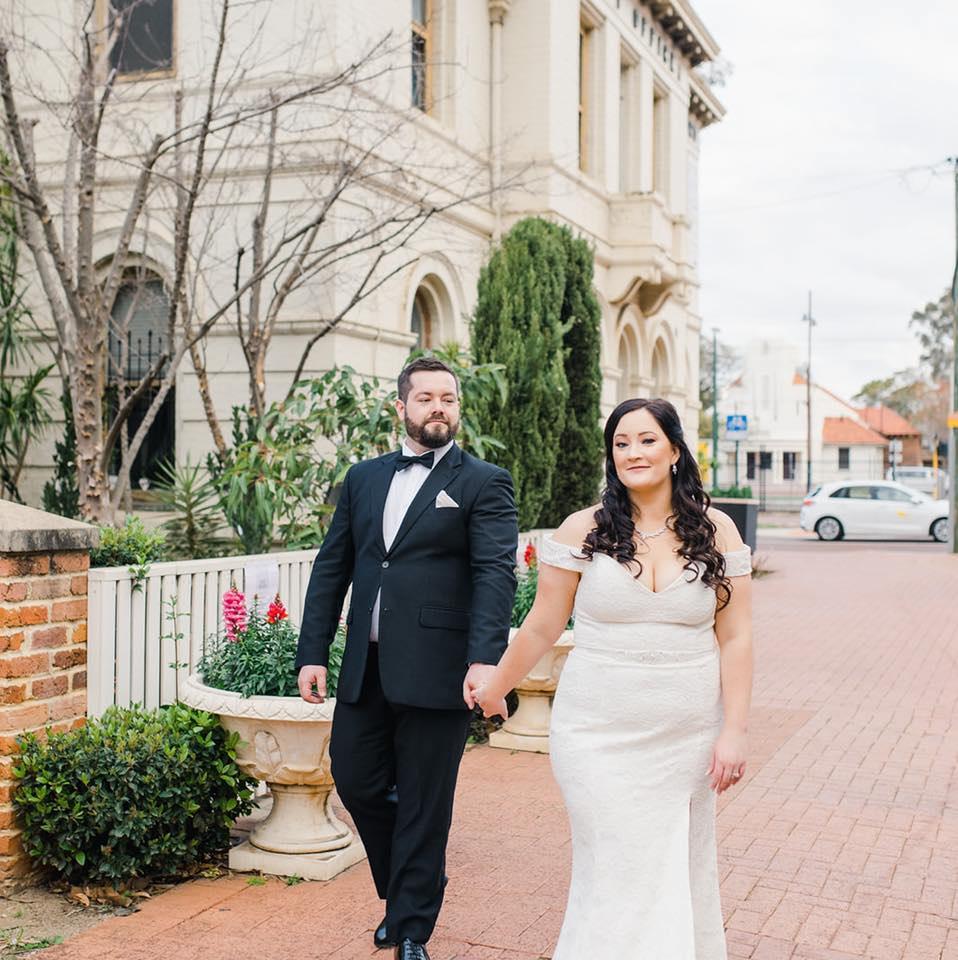 Perth Bride 29