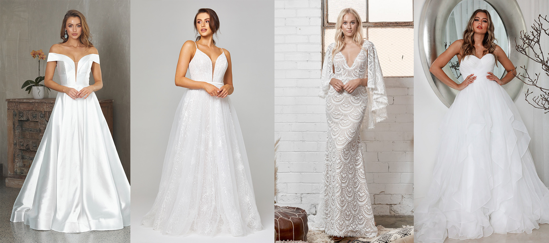 Wedding Dress Trends of 2021