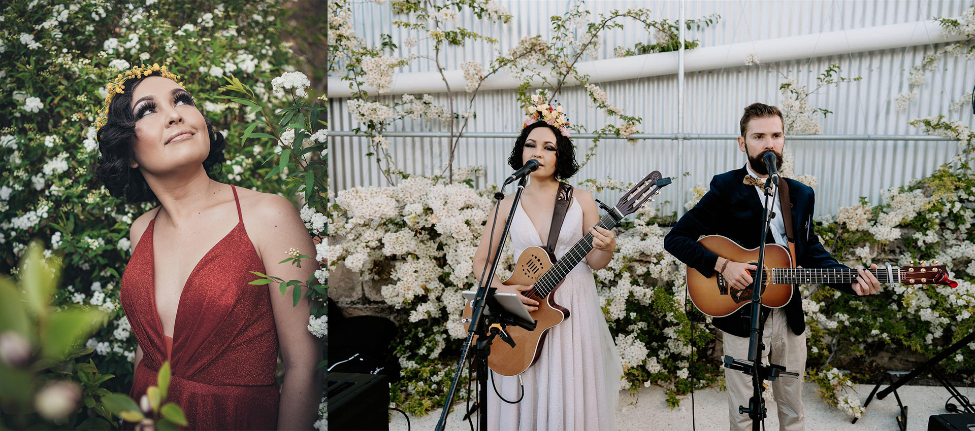Our Favourite Perth Wedding Singer / Duo