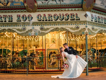 Get Married at Perth Zoo